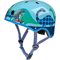 Micro Scooter Small scootersaurus helmet