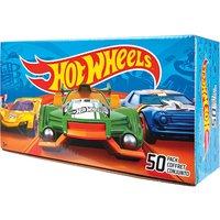 Hot Wheels 50 cars pack box