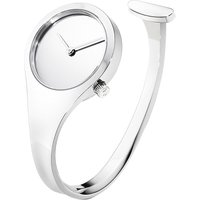 Georg Jensen Vivianna stainless steel bangle watch 27mm, Women's, Size: S