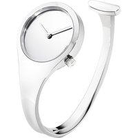 Georg Jensen Vivianna stainless steel bangle watch 27mm, Women's, Size: S