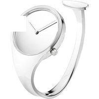 Georg Jensen Vivianna stainless steel bangle watch 34mm, Women's, Size: S