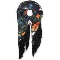 Fringes Jungle scarf