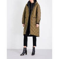 Gabony reversible quilted coat