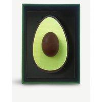 Avocado dark chocolate Easter egg