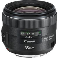 CANON | Ef 35mm f2 is wide-angle lens | Goxip