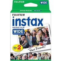 FUJI | Fuji Instax Mini Wide twin film pack of 20 shots | Goxip