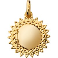 Links Of London Mother's Day 18ct yellow gold vermeil charm, Women's, Gold