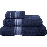 Calvin Klein Riviera towel, Size: Hand Towel, Midnight
