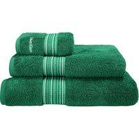 Calvin Klein Riviera towel, Size: Bath Mat, Emerald