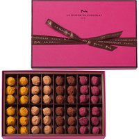 Flavoured truffle assortment 335g