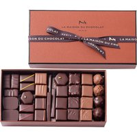 La Maison Du Chocolat Coffret Maison 61-piece chocolate ganache selection 480g