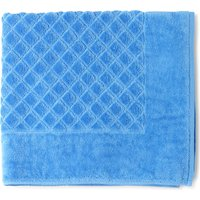 Yves Delorme Etoile bath mat, Size: Bath Mat, Cobalt