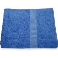 Yves Delorme Etoile bath sheet cobalt, Size: Bath Sheet, Cobalt