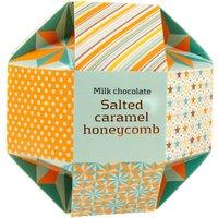 Artisan Du Chocolat Milk salted caramel honeycomb