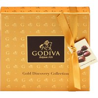 Gold Discovery assorted chocolate gift box 9pc