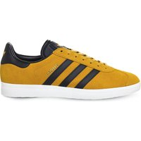Gazelle low-top suede trainers
