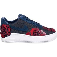 Air Force 1 Upstep LX embellished trainers