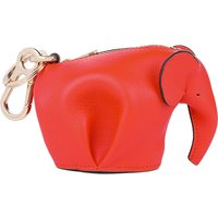 LOEWE | Loewe Elephant leather charm | Goxip