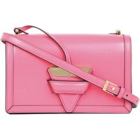 Loewe Barcelona leather shoulder bag, Women's, Candy
