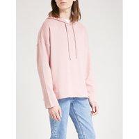 Oversized cotton-jersey sweatshirt