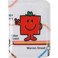 Mr. Men printed pass case