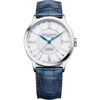 BAUME & MERCIER | Baume & Mercier 10272 Classima alligator-leather watch | Goxip