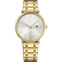 Tommy Hilfiger 1791337 PVD gold-plated watch, Women's