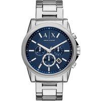 Armani Exchange Silver bracelet watch, Mens