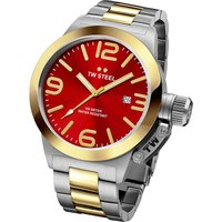 CB71 Canteen steel and yellow gold watch