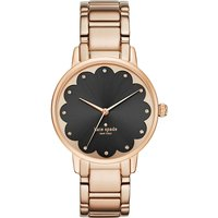 Kate Spade KSW1044 Gramercy gold-tone stainless steel watch, Women's