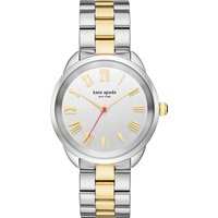 Kate Spade KSW1062 Crosstown stainless steel and gold watch, Women's