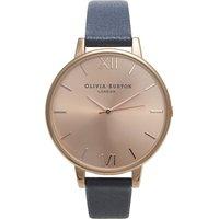 Olivia Burton Ladies big dial watch, Women's, Gold