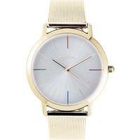 PAUL SMITH | Paul Smith P10101 Ma gold watch | Goxip