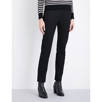 Cambridge stretch-denim trousers