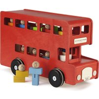 The Little White Company London Bus, Red