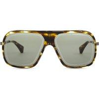 DITA | Endurance 79 square-frame sunglasses | Goxip