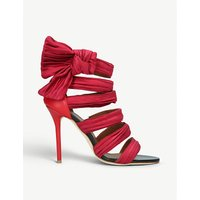 x Ungaro Joan strappy fabric sandals