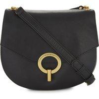 Pepita leather cross-body bag