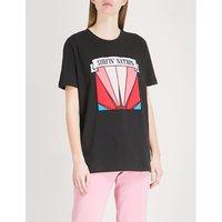 Surfin' Nation cotton-jersey T-shirt