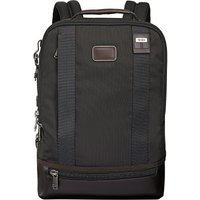 Tumi Dover backpack, Mens, Hickory