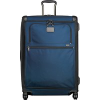 Front lid medium trip suitcase 98L