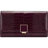 Mara leather housekeeper purse