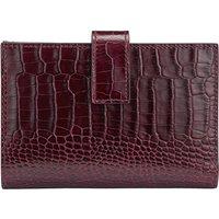 Mara Continental leather purse