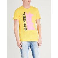 T-diegozb cotton-jersey T-shirt