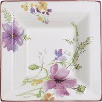 Villeroy & Boch Mariefleur Gifts porcelain square bowl 14cm