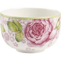 玫瑰 茅屋 瓷器 茶碗 370ml