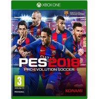 Pro Evolution Soccer 2018 Xbox One Game
