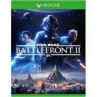 Starwars Battlefront 2 XBOX One game