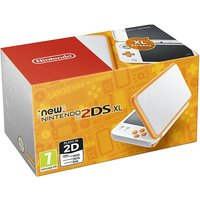2DS XL handheld console
