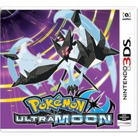 Pokémon Ultra Moon 3DS Game